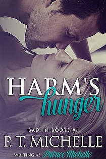 Harm's Hunger ebook cover