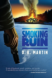 Smoking Ruin ebook cover