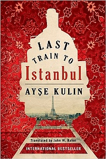 Last Train to Istanbul ebook cover