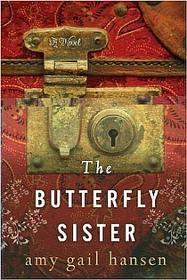 The Butterfly Sister ebook cover