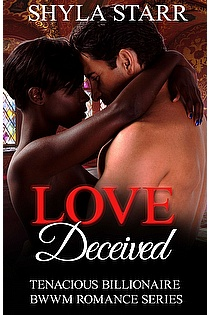 Love Deceived ebook cover