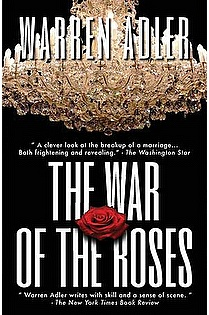 The War Of The Roses  ebook cover