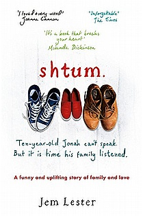 Shtum ebook cover