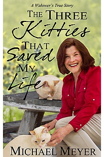 The Three Kitties That Saved My Life ebook cover