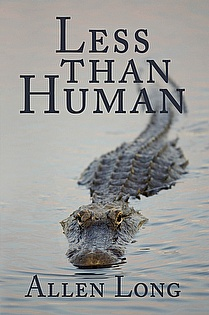 Less than Human ebook cover