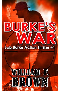 Burke's War ebook cover