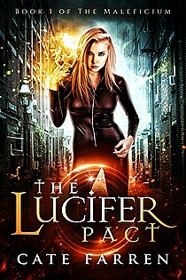 The Lucifer Pact ebook cover