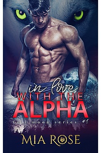 In love with an Alpha ebook cover