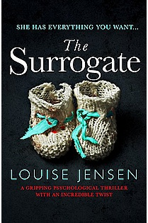 The Surrogate ebook cover
