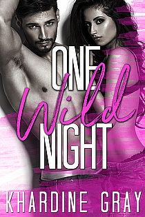 One Wild Night ebook cover