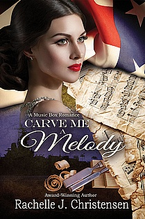 Carve Me a Melody ebook cover