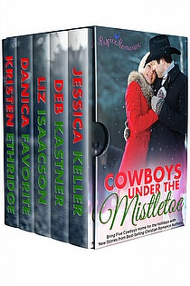 Cowboys Under the Mistletoe ebook cover