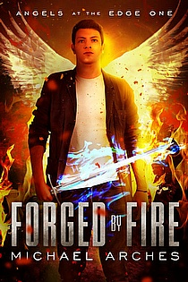 Forged by Fire ebook cover
