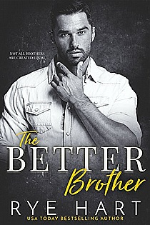 The Better Brother ebook cover