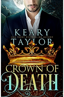 Crown of Death ebook cover