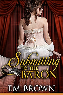 Submitting to the Baron ebook cover
