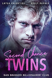 Second Chance Twins ebook cover