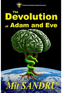 The Devolution of Adam and Eve ebook cover