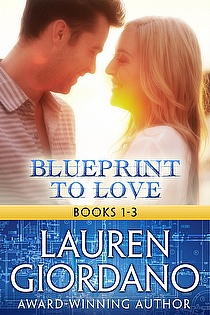 Blueprint to Love books 1-3 ebook cover