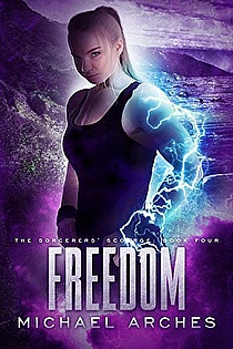 Freedom ebook cover