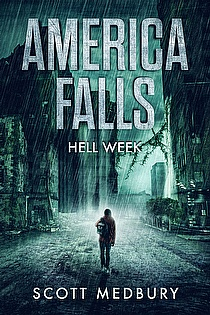 America Falls - Hell Week ebook cover
