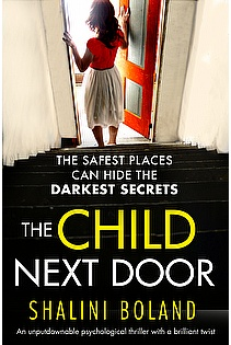 The Child Next Door: a psychological thriller ebook cover