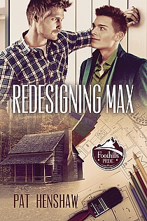 Redesigning Max ebook cover