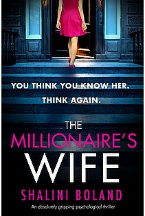 The Millionaire's Wife - a gripping psychological thriller ebook cover
