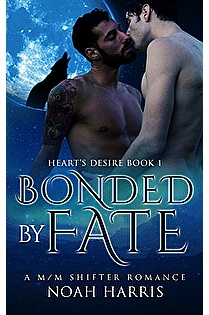 Bonded by Fate ebook cover