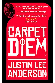 Carpet Diem: or How to Save the World by Accident ebook cover