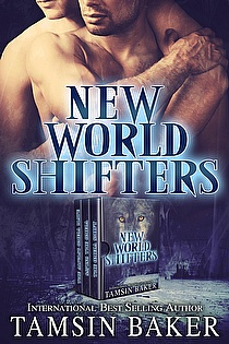 New World Shifters ebook cover