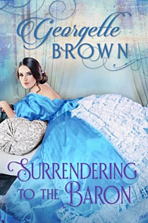 Surrendering to the Baron ebook cover