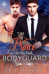 The Prince and The Bodyguard ebook cover