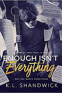 Enough Isn't Everything ebook cover