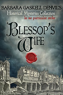Blessop's Wife ebook cover