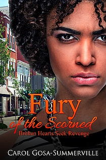 Fury of the Scorned ebook cover