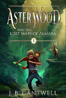 Aster Wood and the Lost Maps of Almara ebook cover