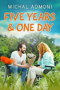 Five Years & One Day ebook cover