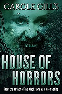 House of Horrors  ebook cover
