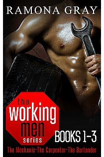 Working Men Series Books One to Three ebook cover