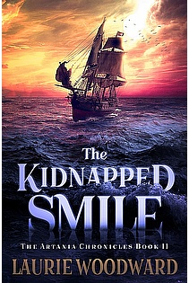 Kidnapped Smile ebook cover
