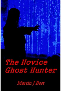 The Novice Ghost Hunter ebook cover