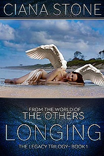 Longing: Book 1 of the Legacy trilogy ebook cover