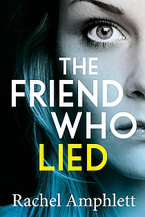 The Friend Who Lied ebook cover