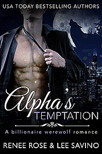 Alpha's Temptation ebook cover