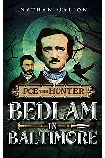 Poe the Hunter: Bedlam in Baltimore ebook cover