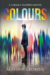 Colours ebook cover
