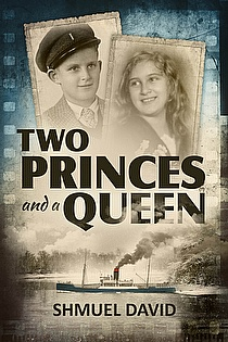 Two Princes and a Queen ebook cover