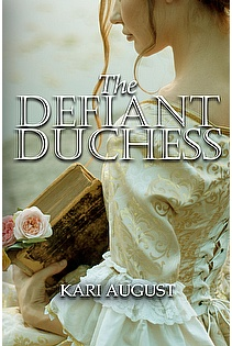 The Defiant Duchess ebook cover