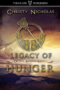 Legacy of Hunger ebook cover